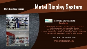 Garment Display Racks Manufactures