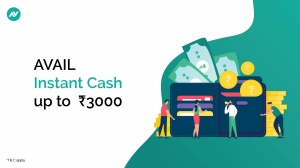 Get INR 3000 Instant Cash Within 24 Hrs in Your Bank Account