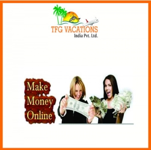 Part time Work Available in a Tours and Travels Company Earn