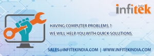 Computer Hardware Services in Trivandrum Infitek India