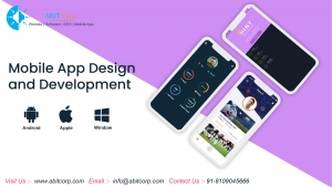 Mobile App Development Company in Indore�