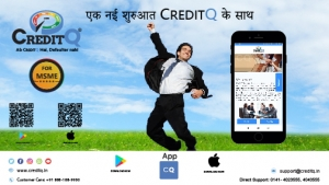 CreditQ - A True Partner for B2B & MSME Business