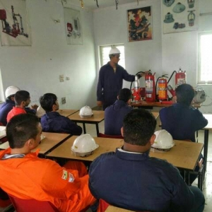 College Fire Safety Management Aligarh