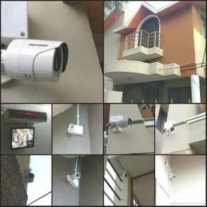 Security Camera - Mae Home Intelligence