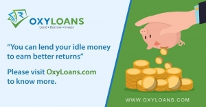 P2P, Peer to Peer lending in Hyderabad, India – Oxyloans