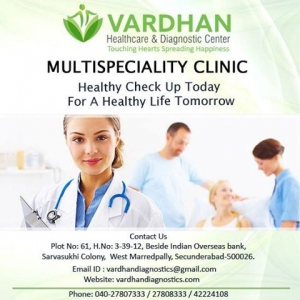 Diabetic Health Checkup at Vardhan Diagnostics