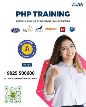 php training center in chennai