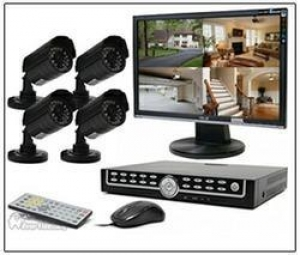 Apartment Security Camera System