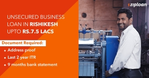 Ziploan - Small Business Loan Provider in Rishikesh
