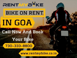 Get The Best Bike Rental in Goa By Rent My Bike