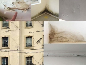 External wall leakage Repair Services