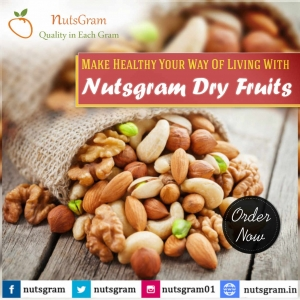 heathy dry fruits