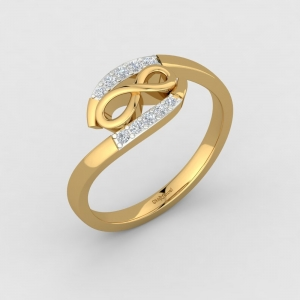Buy 14KT, 18KT and 22 KT Carats Gold Ring Online