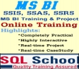 Realtime Online Training on SQL Business Intelligence @ SQL
