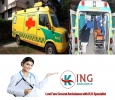 Get Secure and Trouble-Free Patient Shifting by King Ambulan