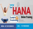 Live SAP HANA Online Training and Certification Course