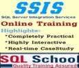 SSIS AND MSBI PRACTICAL TRAININGS WITH SQL School