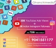 Buy youtube views in Mumbai