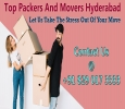 Packers And Movers Hyderabad  Get Free Quotes