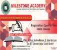 GATE exam preparations by Milestone Academy, Ranchi