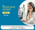 Preview Dialer or Preview dialer software for calling proces