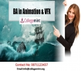 Distance Learning/Correspondence BA in VFX and Animation