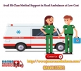 Now Avail the Safest Cardiac Ambulance Service in Patna at L