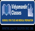 Pass your Medical Entrance Exam from Vidyamandir Classes