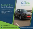 Best self drive car rentals in Coimbatore|Book self drive ca