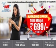 Chandigarh Broadband fiber Plans, Chandigarh Internet Servic
