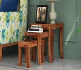 Great Discount on Wooden Nesting Tables in India