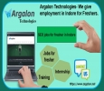 Argalon Technologies- We give employment in Indore for Fresh