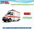 Pick The World Best Road Ambulance Service in Patna