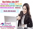 Online typing job earn Rs 20000/month or more unlimited inco