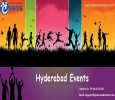 Hyderabad Events | Event planners & Organizers in Hyderabad