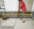 Find reliable deep house cleaning services in Jayanagar