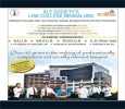 Law College Admissions 2017-18 in Bangalore - KLE Law Colleg