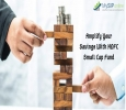 Amplify Your Savings With HDFC Small Cap Fund