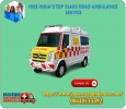 Get Incomparable Medical Support in Road Ambulance from Gaya