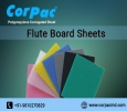 Reliable Fabricated Products by Corrugated Plastic Sheets