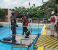HLA HDA HUET Helicopter Underwater Escape Training