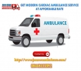 Avail Perfect Medical Assistance in Road Ambulance from Madh