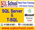 Best Project Oriented Online Training On T-SQL @ SQL School
