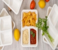 Eco-Friendly Packaging, Biodegradable Disposable Tableware