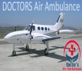 Book a Low Cost Air Ambulance Service in Bhopal by Doctors A