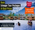 Book Srinagar Tour Packages At Best Prices