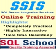 SSIS Best Project Oriented Online Training @ SQL School