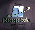 Roop Solar Energy Today's resource for a brighter tomorrow.