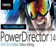 Cyberlink PowerDirector 14 Crack With Keygen Free Download 2
