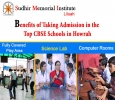 Benefits of taking admission in the top cbse schools in howr
